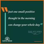 Sunday- DALAI LAMA Quote