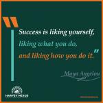 Sunday - Maya Angelou - Quote
