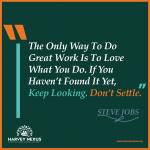 Sunday - Steve Jobs - Quote