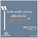 Thursday - Albert Einstein Quote